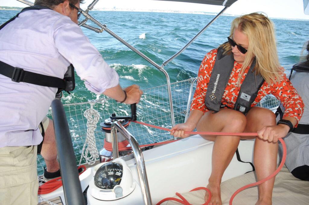 Oplevelser på vandet