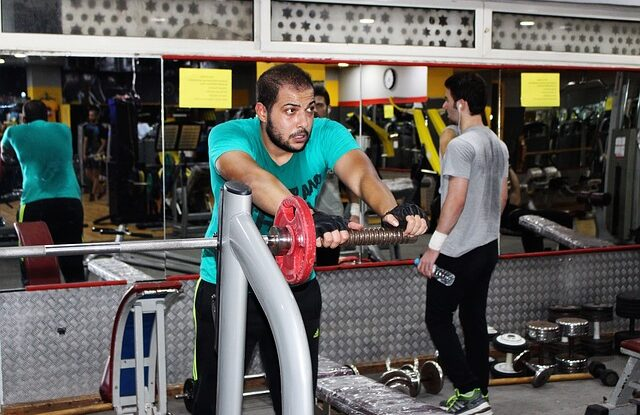 træning og søvn