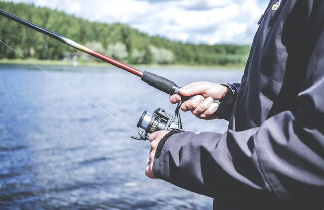 Sådan bliver du god til at fiske