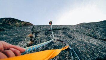 klatre oplevelse