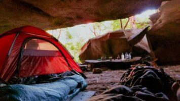 Sov ude i naturen